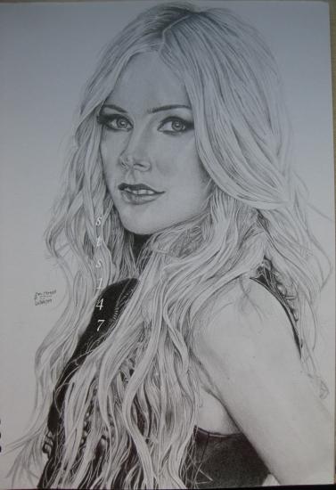 Avril Lavigne por sts147